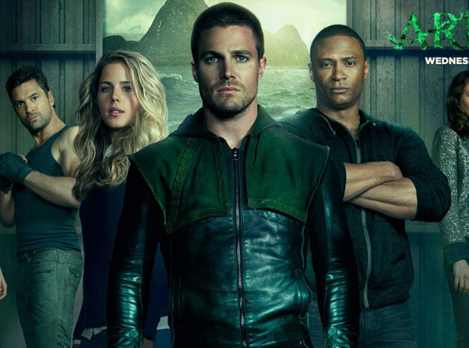 Audiences télé : Arrow encore devancé par France 2 !
