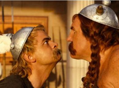 """Audiences télé : """"Astérix aux jeux Olympiques"""" en tête sur TF1 !"""