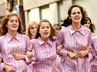 """Audiences télé : """"Elles... Les filles du Plessis"""" en tête !"""