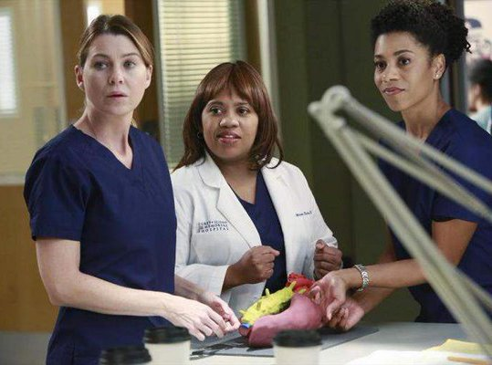 "Audiences télé : ""Grey's Anatomy en tête !"""