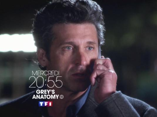 Audiences télé : Grey's Anatomy en tête sur TF1