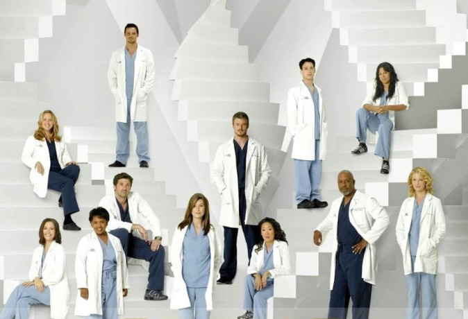 Audiences télé : Grey's Anatomy leader !
