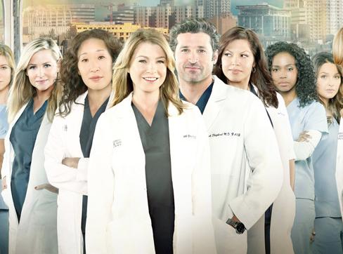 """Audiences télé : """"Grey's Anatomy"""" leader sur TF1"""