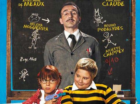 """Audiences télé : """"L'élève Ducobu"""" en tête !"""