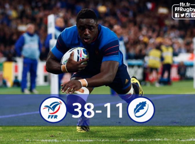 Audiences télé : La Coupe du Monde de Rugby fait exploser les audiences !