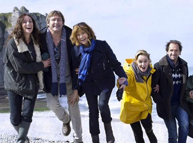 """Audiences télé : """"Mes amis, mes amours…"""" en tête sur TF1 mais en perte de vitesse !"""