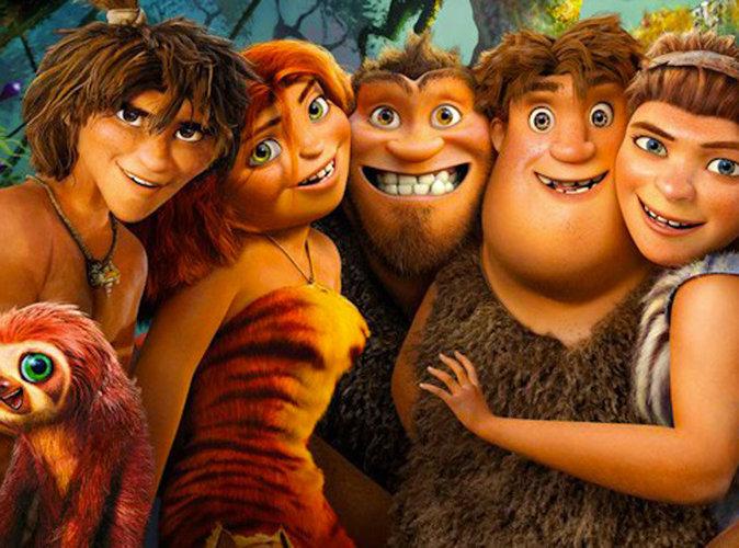 """Audiences télé : TF1 cartonne avec """"Les Croods"""" !"""