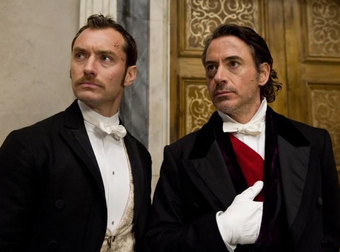 """Audiences TV : """"Sherlock Holmes"""" détrône """"Le Père Noël est une ordure"""" !"""