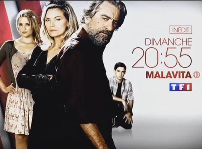 Audiences TV : TF1 en tête avec Robert De Niro :