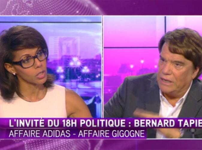 Audrey Pulvar : violent clash avec Bernard Tapie !
