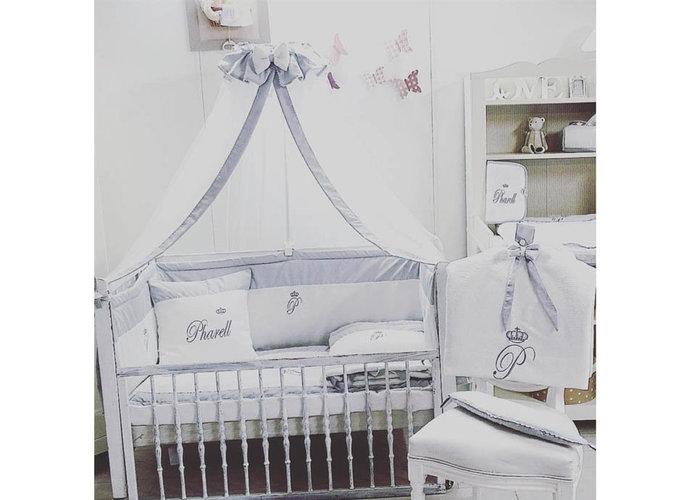Aurélie Van Daelen dévoile la chambre de son baby-boy