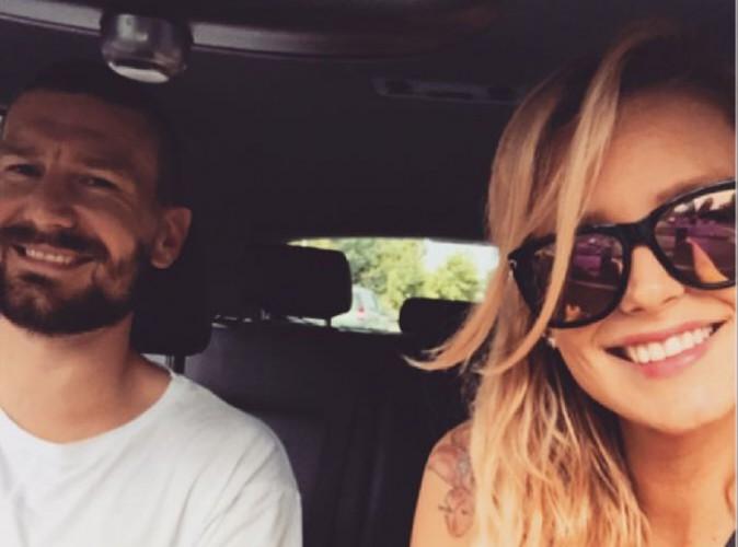Aurélie Van Daelen : future maman heureuse avec son homme !