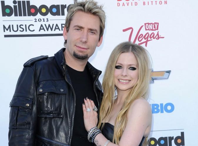 Avril Lavigne : elle divorce de Chad Kroeger, un an après leur mariage !