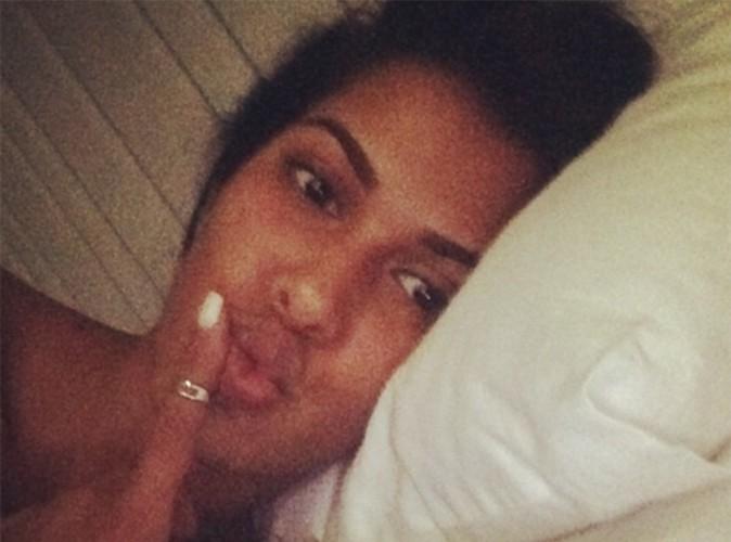 Ayem Nour : encore au lit… elle se dévoile sans make-up !
