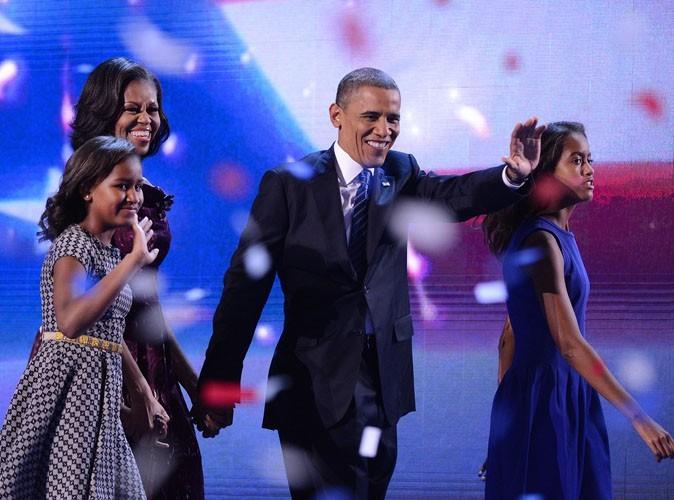 """Barack Obama à ses filles : """"Si vous vous faites tatouer, moi aussi !"""""""