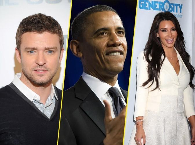 Barack Obama favorable au mariage gay : les people réagissent !