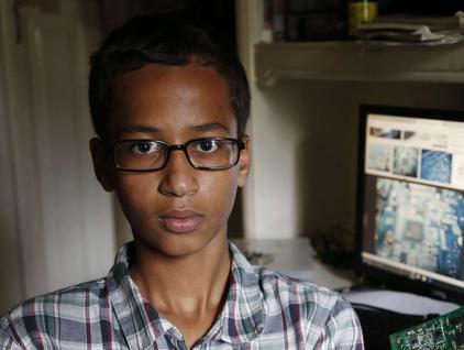 Barack Obama, Sophia Bush, Hillary Clinton... tous se mobilisent pour Ahmed !