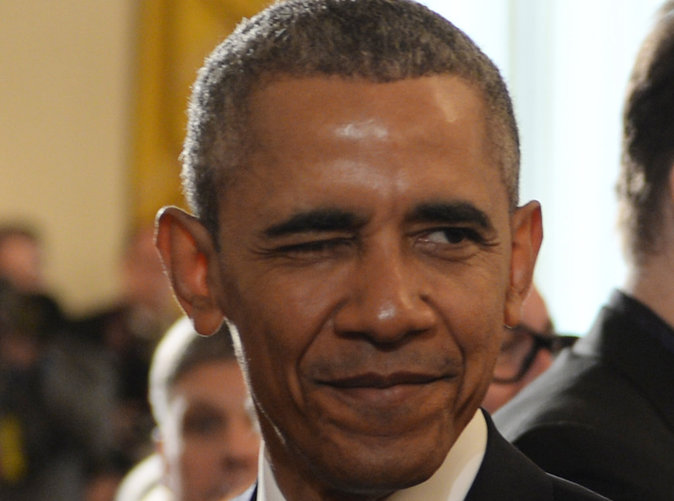 Barack Obama : Un tango presque caliente! (video)