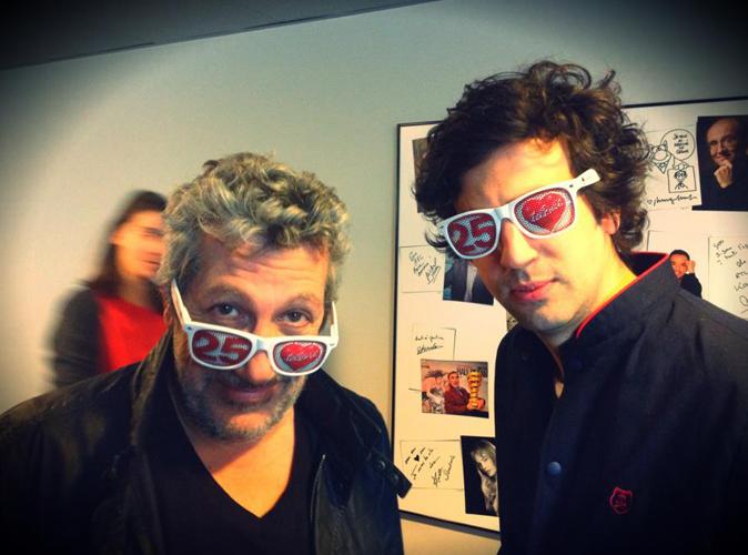 Alain Chabat et Max Boublil : les deux comiques nous en mettent plein la vue !