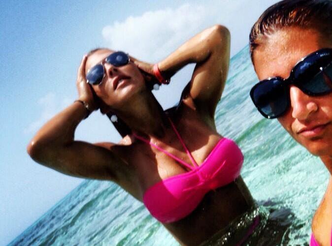 Amélie Neten ne se lasse pas de l'île de beauté … mais nous si !