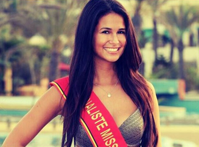"Anissa Blondin : une Belge en route vers ""Miss Monde"" !"