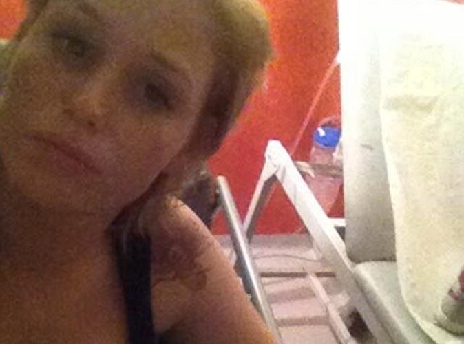 Aurélie Van Daelen : conduite d'urgence à l'hôpital !