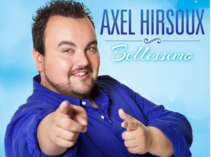 """Axel Hirsoux : il est """"Bellissimo"""" !"""