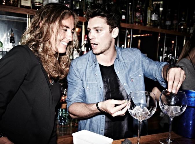 Bastian Baker : il devient barman au Club Clandestin !