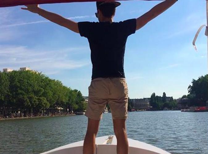 Chris Bieber : bonjour Paris !