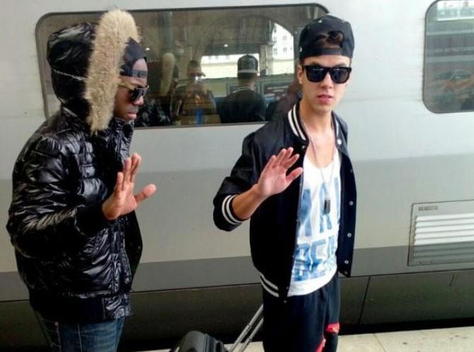Christopher Bieber : il se transforme en vrai Parisien !