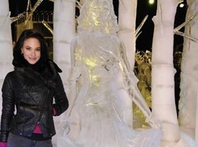 Cilou Annys : la Miss Belgique 2010 ne vous laissera pas de glace !