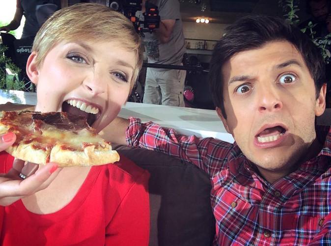 David Antoine : une pizza au p'tit dèj ? Il dit oui !