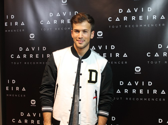 David Carreira : viens le rencontrer ce samedi !