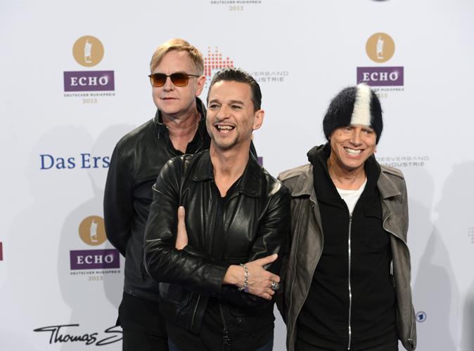 Depeche Mode n'en a pas fini avec la Belgique !