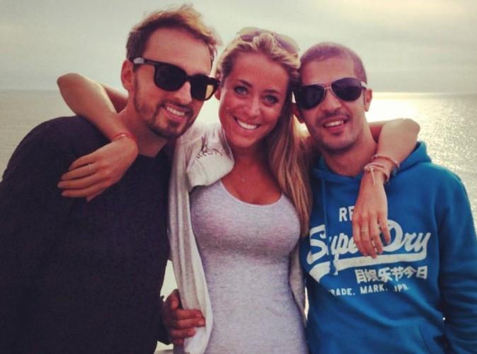 Emilie Dupuis : nouvelle BFF de Christophe Willem ?