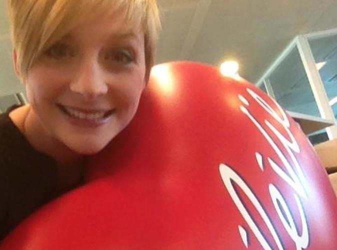 Fanny Jandrain : elle fait un selfie pour le Télévie !