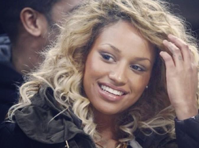 Fanny Neguesha : le blond lui allait si bien !