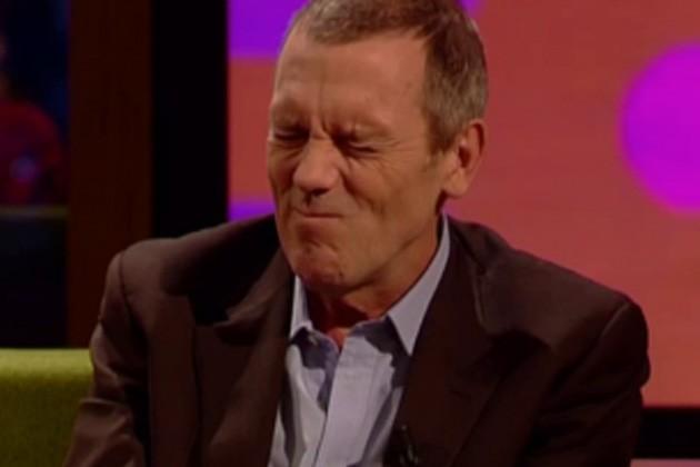 Hugh Laurie fait son mea culpa au public belge !