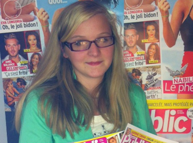 Invitée surprise chez Public Belgique : Camille, notre fan numéro 1 !