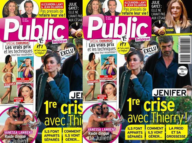 Jenifer : elle cherche déjà misère au papa de son futur bébé… Tu veux en savoir plus ? C'est dans ton Public Belgique !