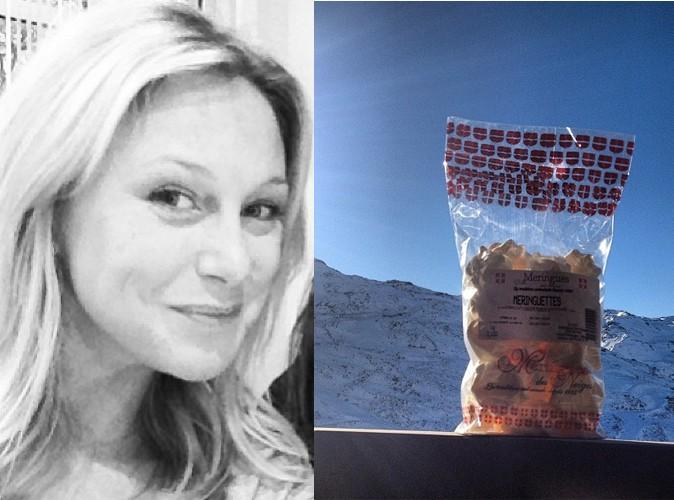 Julie Taton : elle s'offre une montagne de vacances !
