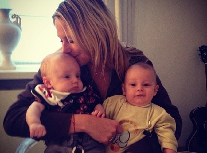 Julie Taton : Et le bébé c'est pour quand ?