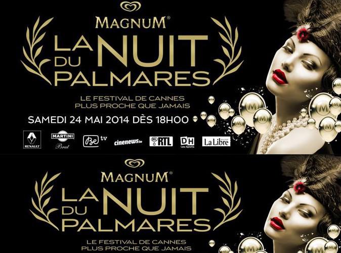 La Nuit du Palmarès : Cannes s'invite en Belgique  !