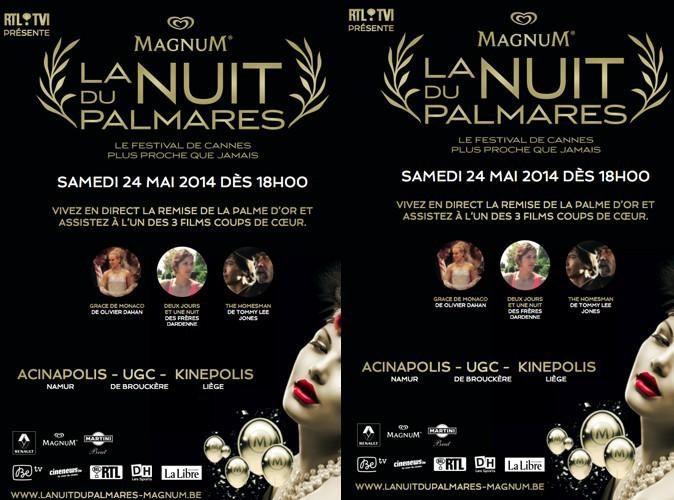 La Nuit du Palmarès : venez vivre le Festival de Cannes comme une star !