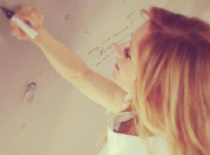 Lara Fabian écrit les pages de sa nouvelle vie !