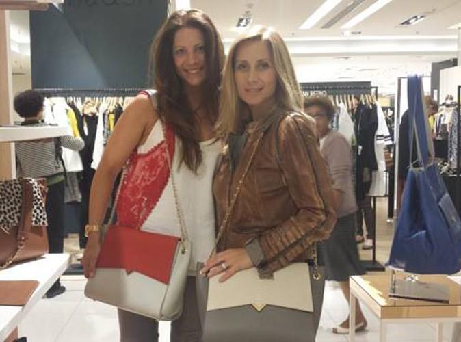 "Lara Fabian: une ""shopping-addict"" !"