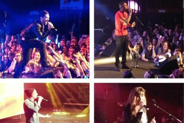 Le NRJ Music Tour édition 2013 : quelques imprévus !