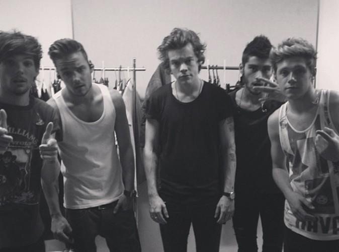One Direction : les Belges leur font un cadeau extraordinaire !