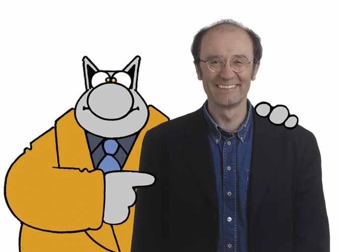 Philippe Geluck à Liège !