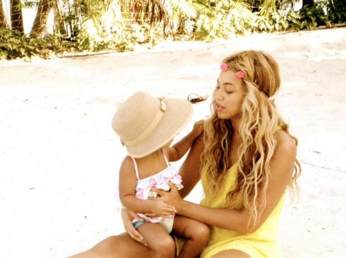 Beyoncé a décidé de passer plus de temps en famille, surtout avec sa petite Blue Ivy !